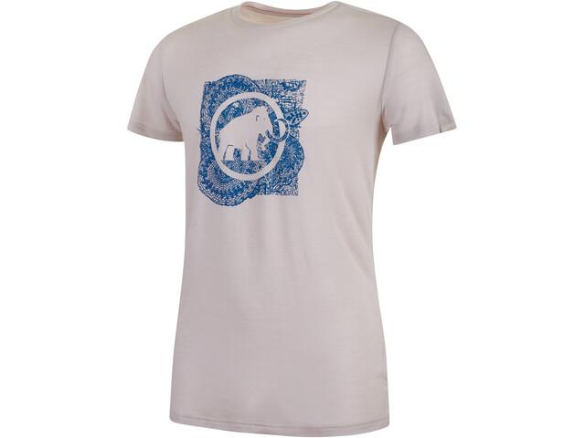 Mammut Alnasca T-Shirt Homme, linen